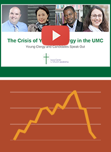"""The Crisis of Younger Clergy in the UMC: Young Clergy and Candidates Speak Out"" video"