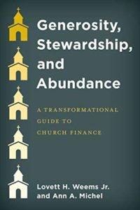Generosity, Stewardship, and Abundance book cover