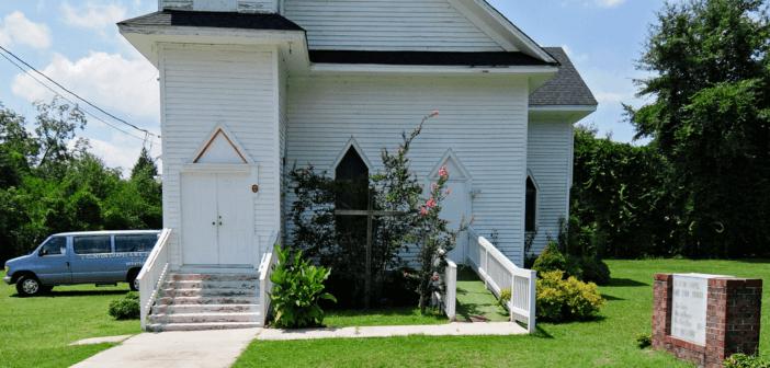 Clinton AME Zion Church