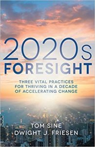 2020s Foresight book cover