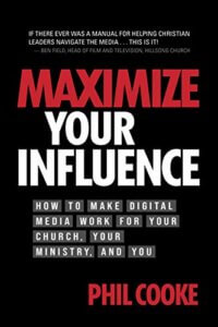 Maximize Your Influence book cover
