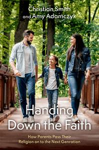 Handing Down the Faith book cover