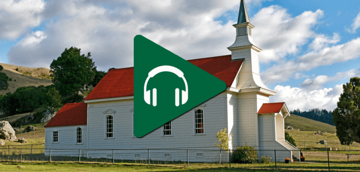"Episode 87: ""Building Thriving Rural Congregations"" featuring Allen Stanton"