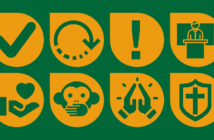 Icons for ways to improve livestream worship